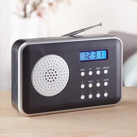 Ihr Geschenk: Kompaktes FM-Radio