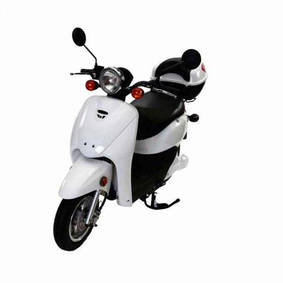 """E-Motorroller """"Retro Liner"""" 40 km/h"""