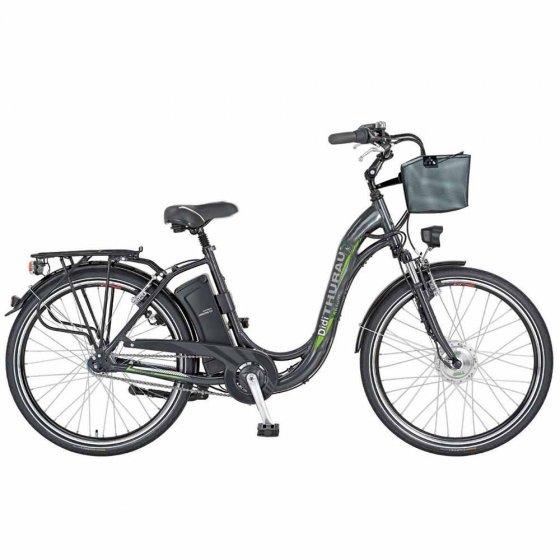 Alu-Comfort-E-Bike, 3 Gänge