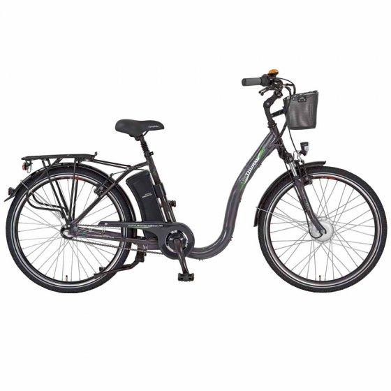Alu-Comfort-E-Bike Tiefeinsteiger