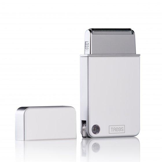 Akku-Rasierer mit USB-Ladegerät
