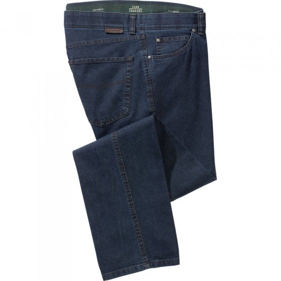 Bügelfreie Five-Pocket-Jeans
