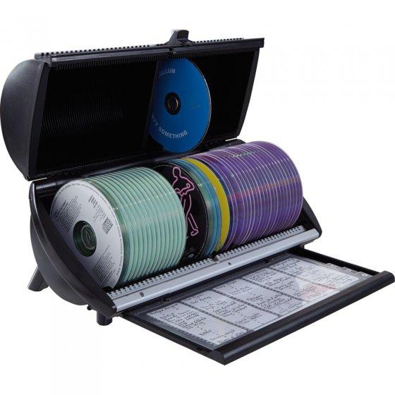 Automatischer CD-/DVD-Organisierer