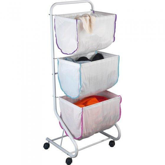 Mobiler Wäschesammler