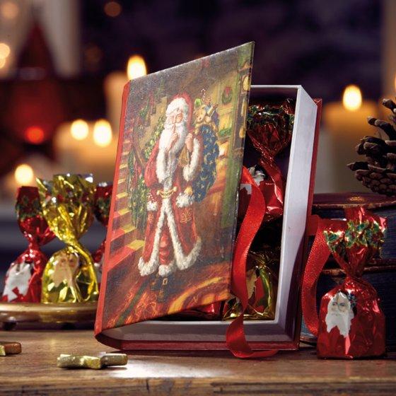 """Präsent """"Weihnachts-Buch"""""""