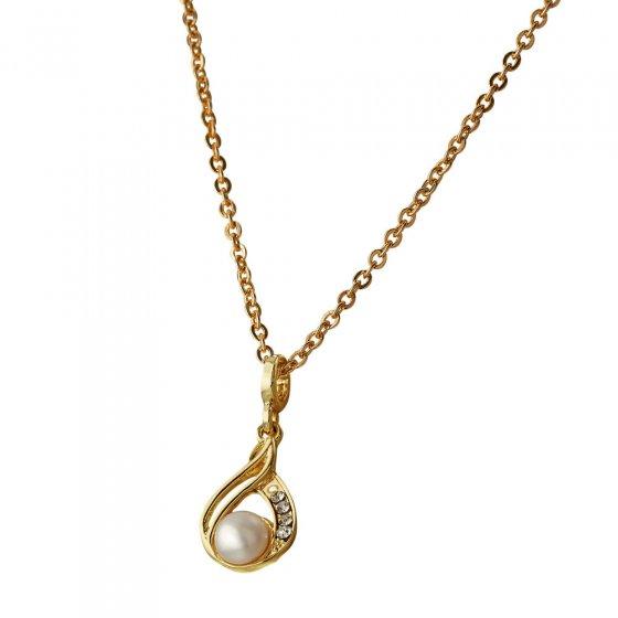 """Ihr Geschenk: Halskette """"Süßwasserperle"""""""
