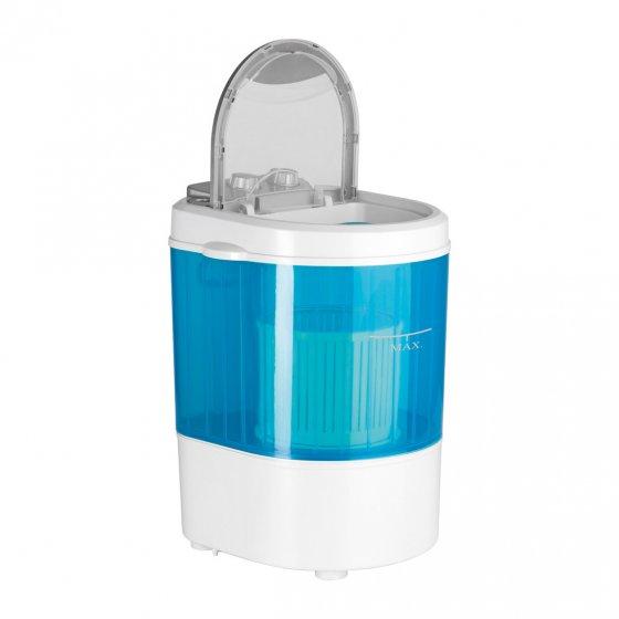 Mini-Waschmaschine mit Schleuderfunktion