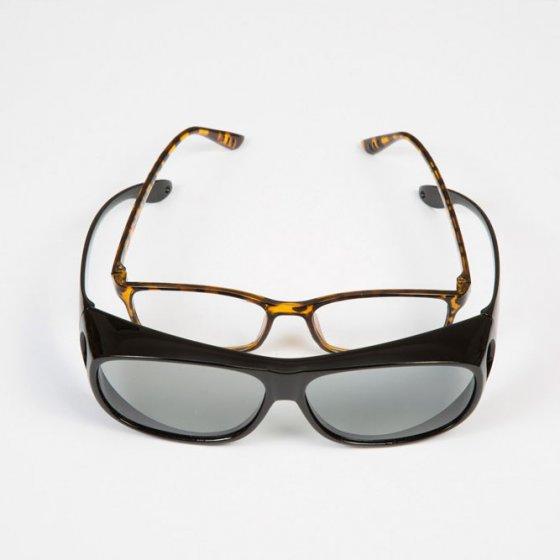 Photochrome Sonnen-Überbrille