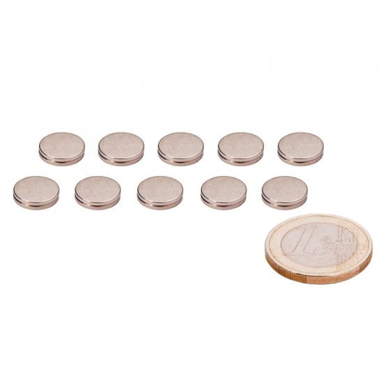 Hochleistungs-Magnete 10 Paar