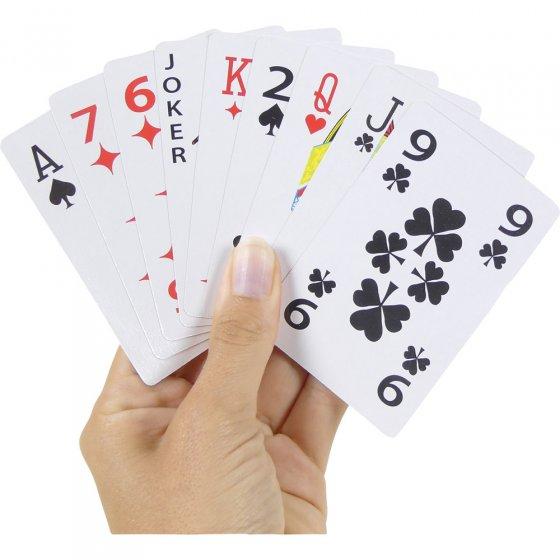Kartenspiel XL 2er-Set
