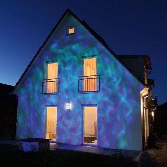 LED-Polarlicht-Strahler
