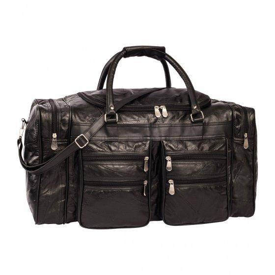 Echtleder-Reisetasche