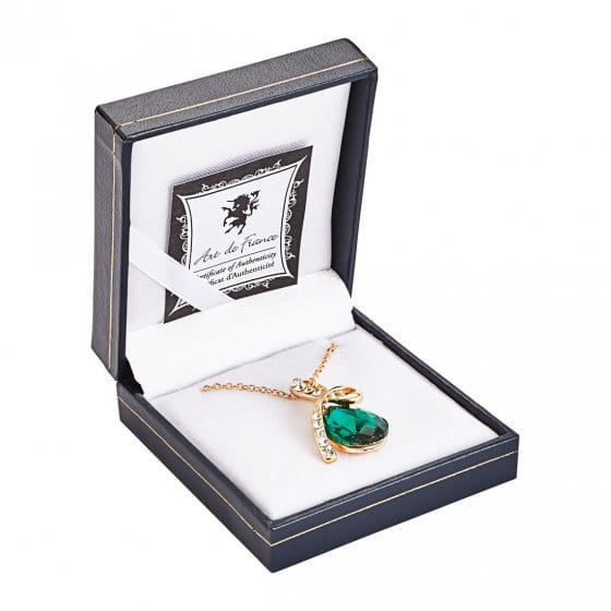 """Halskette mit Anhänger """"Anastasia"""""""