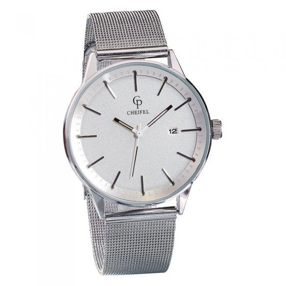 Ihr Geschenk: Milanaise-Uhr