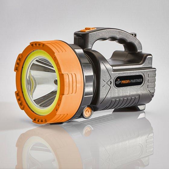 Aufladbarer LED-Rundscheinwerfer