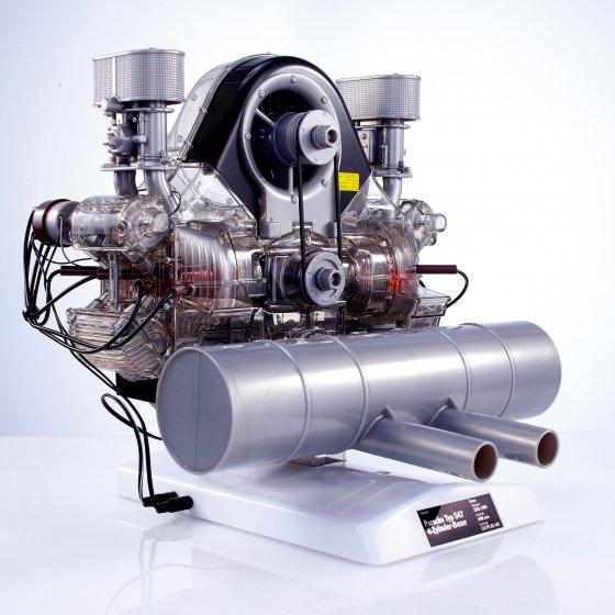Bausatz Porsche-Carrera-Rennmotor  Typ 547