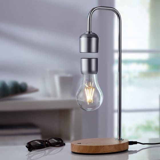 Schwerelose LED-Filamentleuchte
