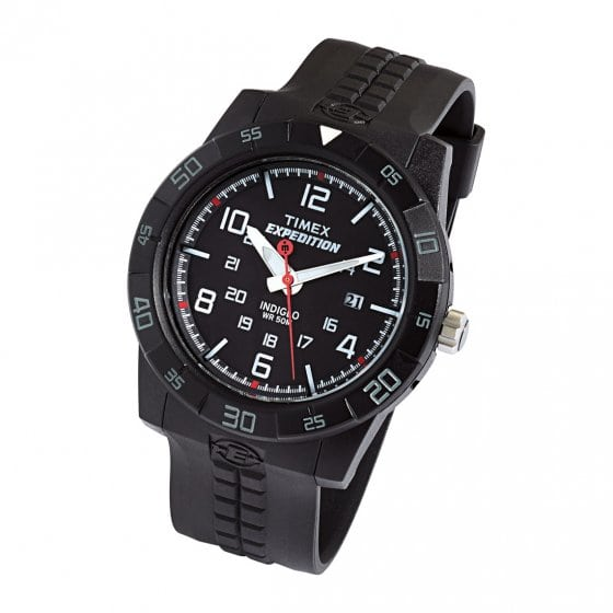 "TIMEX®-Herrenuhr ""Rugged Black"""