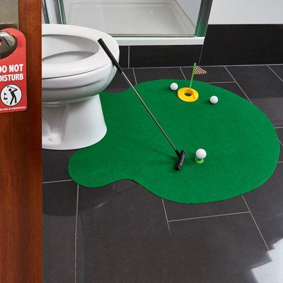 Toiletten-Putter