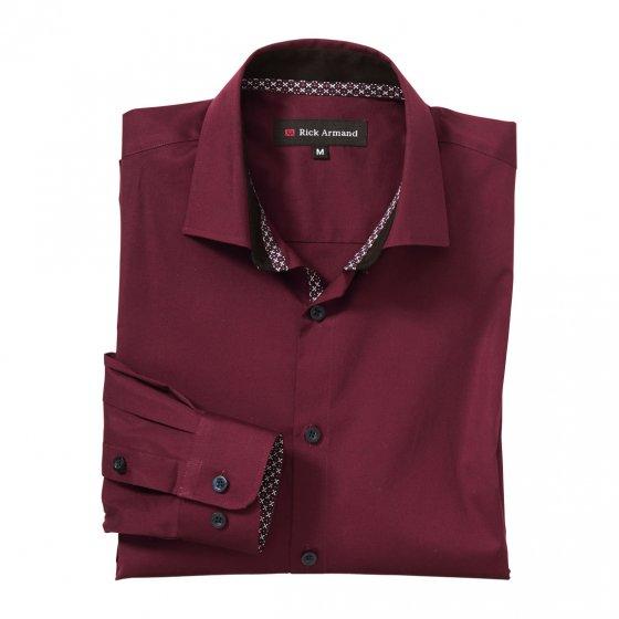 """""""Milano""""-Stretchhemd"""