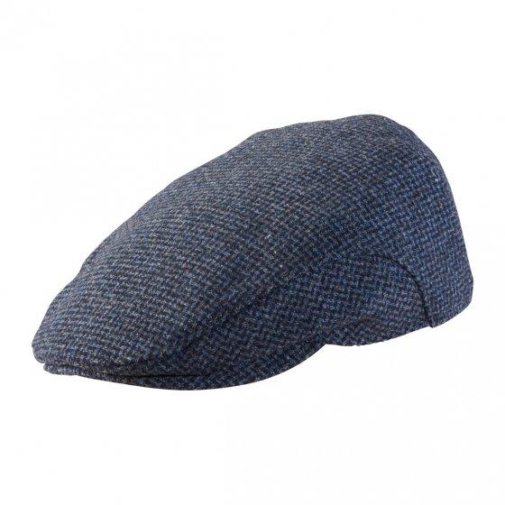 Woll-Schirmmütze mit Ohrenklappen