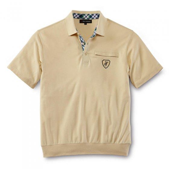 Komfort-Interlockshirt, oliv L | Oliv