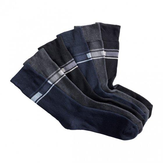 Vollfrottee-Socken 6er-Pack
