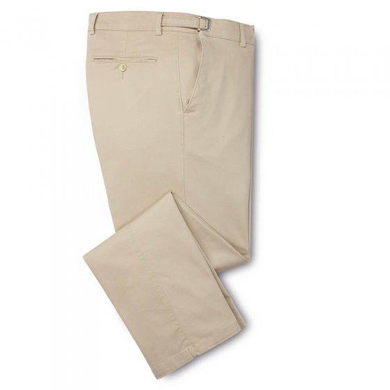 Baumwoll-Komforthose,beige, 25 25 | Beige