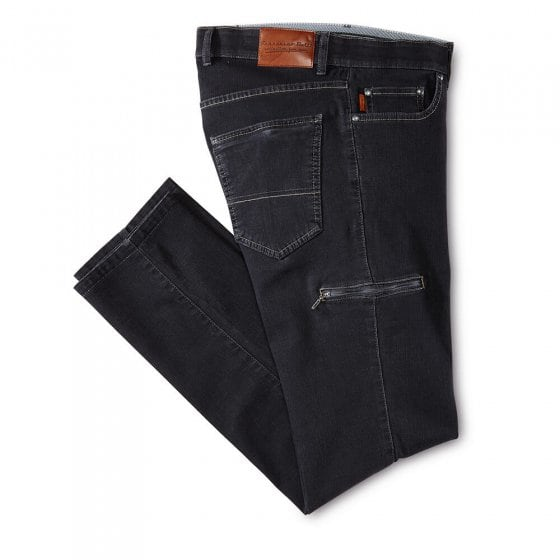 Fahrrad-Jeans