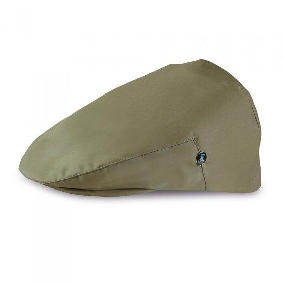 Mütze aus gewachster Baumwolle