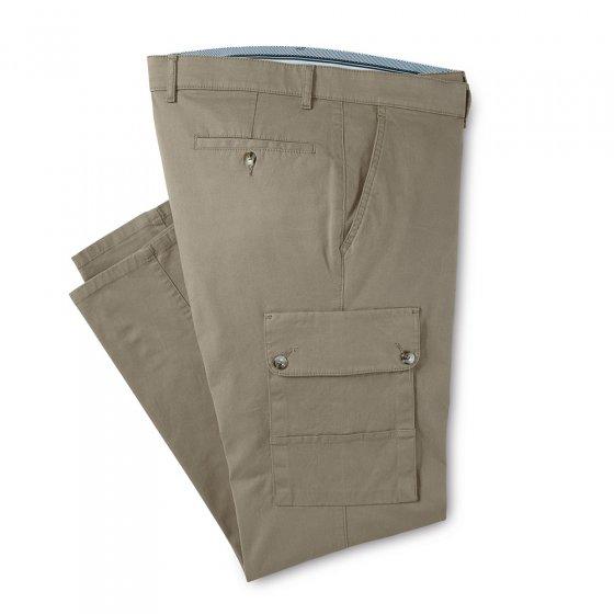 Fleckenabw. Cargohose,khaki 58 | Khaki