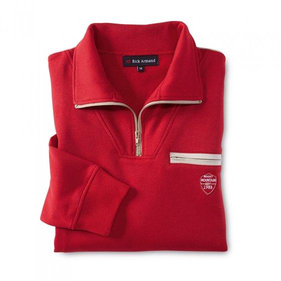 Thermo Sweatshirt, beige XXL | Beige