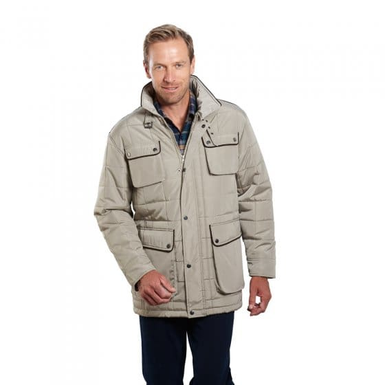 "Steppjacke ""Country"""