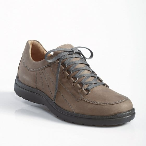 Aircomfort Schnürschuh,Taupe 45 | Taupe