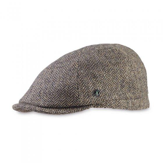 Donegal Tweed Mütze