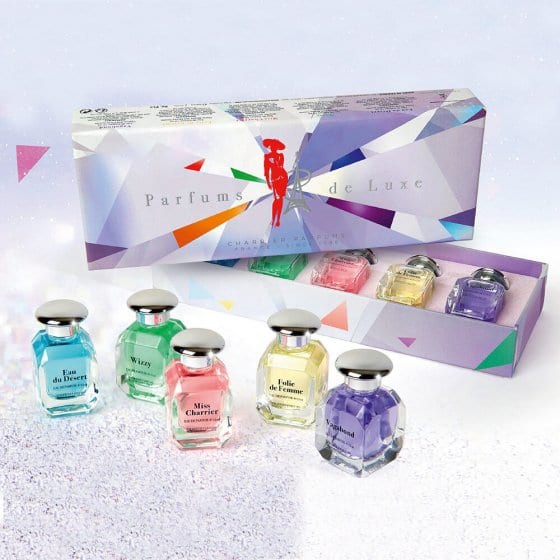 Parfüm-Kollektion de Luxe