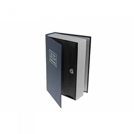 Buchkassette mit Zylinderschloss