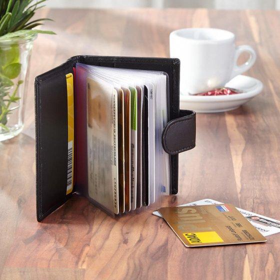 Ihr Geschenk:Kreditkarten-Etui