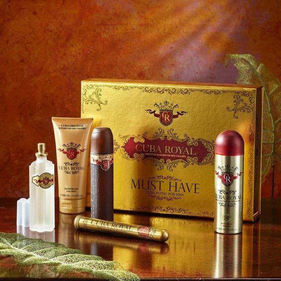 Cuba Royal im Geschenk-Set