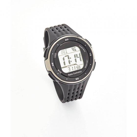 Digitale Funk-Armbanduhr