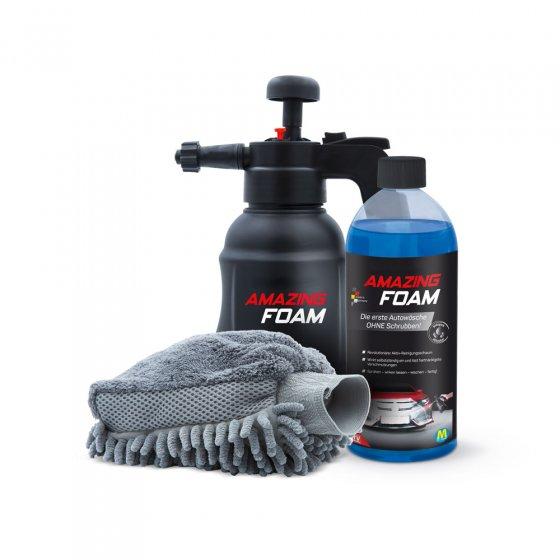 KFZ Aktiv-Reinigungsschaum