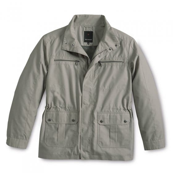 Elegante Sommer Jacke, beige XL | Beige