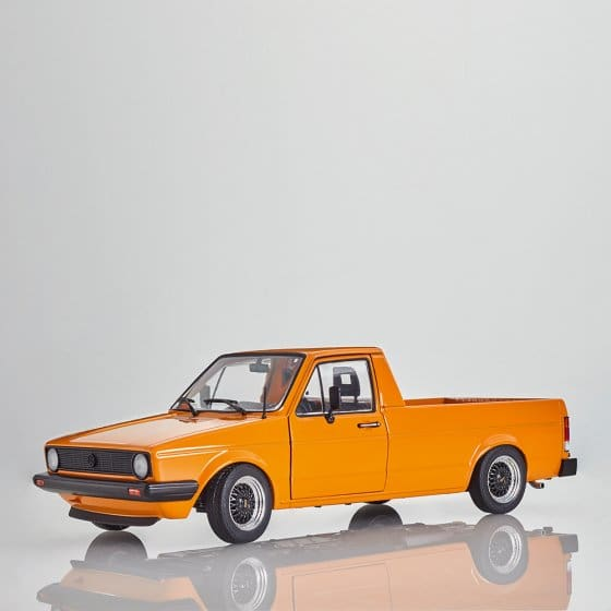 "VW Golf Caddy ""Custom"""