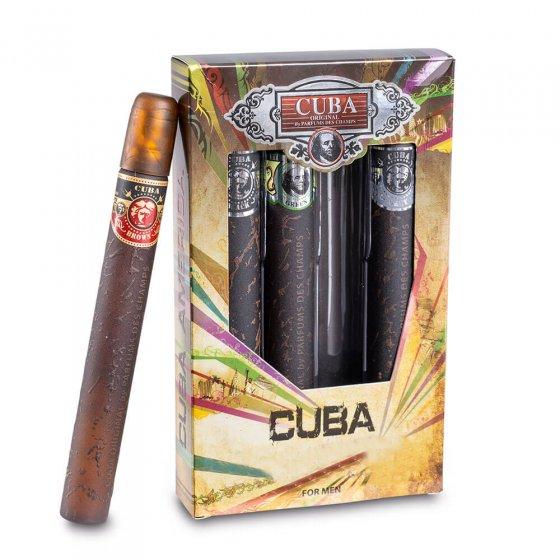Herrenduft Cuba Quartett