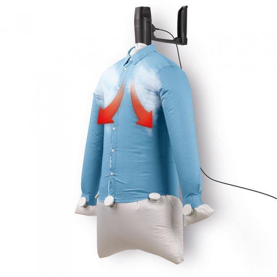 Hemden- und Blusenbügler Kompakt