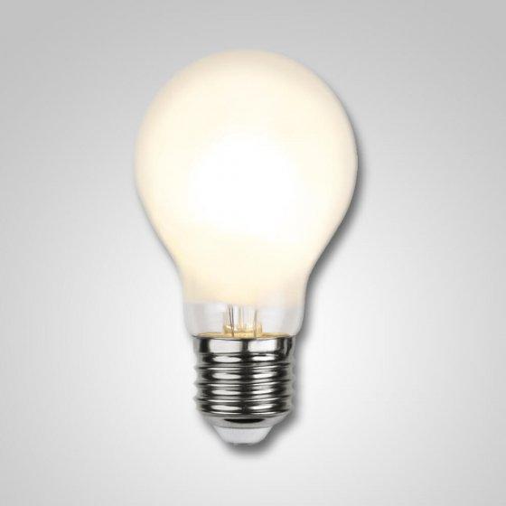 LED-Birne E27 warmweiss 2er-Set