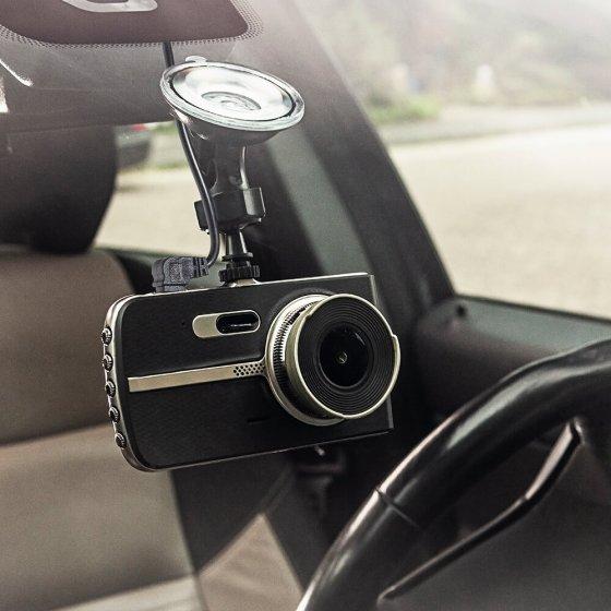 Kamera mit Fahrassistenzsystemen