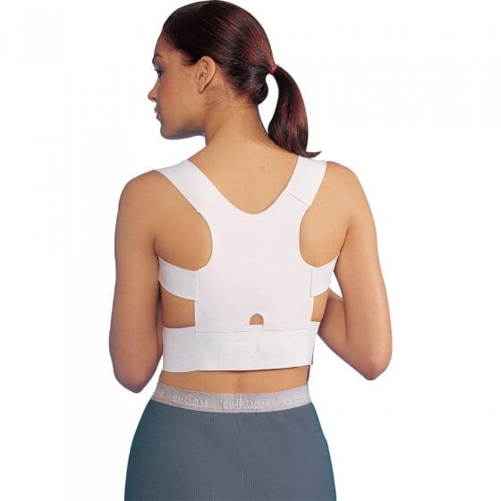 Magnetische Rückenstütze