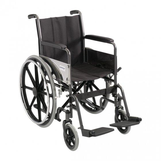 Faltbarer Rollstuhl
