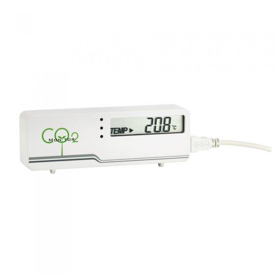 Mini CO2-Messgerät